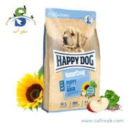 غذای خشک مدل NaturCroq مخصوص توله سگ (۱۵ کیلوگرم) هپی داگ (Happy Dog NaturCroq Welpen Puppy 15kg)