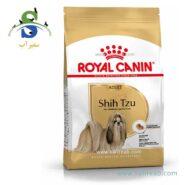 غذای خشک مخصوص سگ بالغ نژاد شیتزو رویال کنین (Royal Canin Shih Tzu Adult