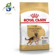 غذای خشک مخصوص سگ بالغ نژاد ژرمن شپرد (۱۲ کیلوگرم) رویال کنین (Royal Canin German Shepherd Adult 12kg) 1