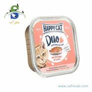 Happy Cat Duo Geflugel & Lachs