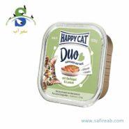 Happy Cat Duo Geflugel & Lamm