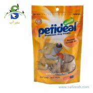 غذای تشویقی سگ مدل استخوان ژلاتینی (۱۰۰ گرم) پتی دیل