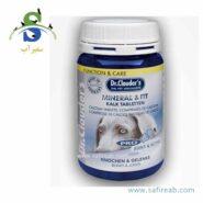 Dr.Clauder's Mineral & Fit Calcium Tablets