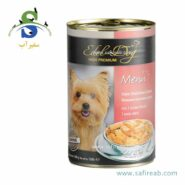 Edel Dog chunks in souce with 3 kinds of meat 1200gr