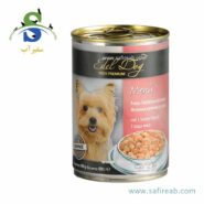 Edel Dog chunks in souce with 3 kinds of meat 400gr