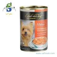Edel Dog chunks in souce with poultry & carrot
