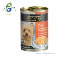 Edel Dog chunks in souce with poultry & carrot 400gr