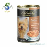 Edel Dog chunks in souce with turkey & liver