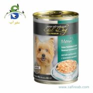 Edel Dog chunks in souce with veal & rabbit
