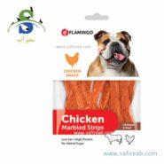 Flamingo Chicken & Beef Marbled Strips