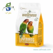 Padovan Wellness lovebirds