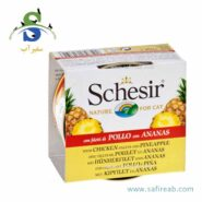 Schesir Chicken Fillets With Pineapple