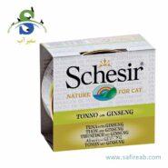 Schesir Tuna With Ginseng