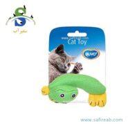 اسباب بازی گربه دارای کت نیپ دُوو