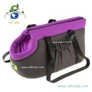 کیف حمل بورسلو مخصوص سگ و گربه فرپلاست۲