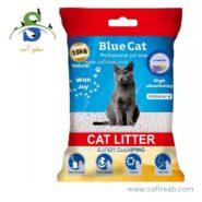 خاک گربه (۱۰ کیلوگرم) بلو کت (Blue Cat Soil 10kg) اسطوخدوس