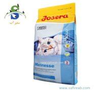غذای خشک مدل مارینس مخصوص گربه حساس به غذا حاوی ماهی سالمون (۲ کیلوگرم) جوسرا (Josera Marinesse 2kg)