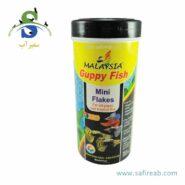 malaysia guppy fish flakes