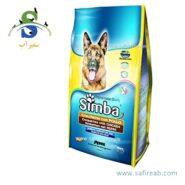 غذای خشک سگ با طعم مرغ (۲۰ کیلوگرم) سیمبا (Simba Chiken For Dog 20kg)