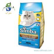 غذای خشک گربه با طعم مرغ (۲۰ کیلوگرم) سیمبا (Simba Chiken For Cat 20kg)