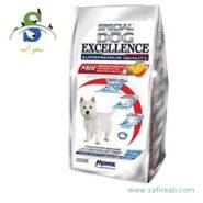 غذای خشک مخصوص سگ های بالغ نژاد کوچک اسپشیال داگ مونژه Special Dog