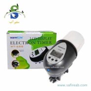 warm tone Electron timer with LCD Display WT-688