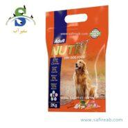 غذای خشک سگ حاوی ۲۱ درصد پروتئین (۲ کیلوگرم) نوتری پت (Nutri Pet Dog Dry Food 21% Protein 2kg) 1