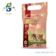 غذای خشک مخصوص بچه گربه حاوی ۳۲٪ پروتئین (۱ کیلوگرم) نوتری پت (Nutri Pet Kitten Dry Food Protein 1kg) 2
