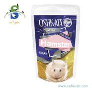 غذای پروبیوتیک ویژه همستر حاوی حشرات خشک (۶۰۰ گرم) اوشکایا (Oshkaya Hamster pea Food 600gr)