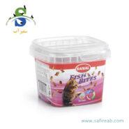 مکمل غذایی کاسه ای گربه برای حفظ قلب و عروق خونی سالم حاوی ماهی سالمون (۷۵ گرم) سانال ۲
