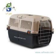 باکس حمل مسافرتی سگ و گربه و جوندگان سایز ۲ (BRACCO TRAVEL Size 2) یو اس پت
