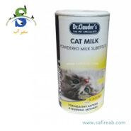 شیر خشک مخصوص گربه (۲۰۰ گرم) دکتر کلادرز (Dr.Clauder's Cat Milk 200gr) 2
