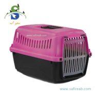 باکس حمل مسافرتی جوندگان و توله سگ و بچه گربه مدل گیپسی (در سه رنگ) یو اس پت (USPET Gipsy Code 10.39 Eco) 1