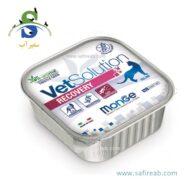 خوراک مخصوص ریکاوری گربه (دوره نقاهت) در وزن (۱۰۰ گرم) مونژه (Monge Recovery Cat 100gr)