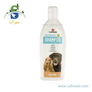 شامپو مخصوص سگ با موهای حساس فلامینگو (Flamingo Shampoo Care Skin Care With Birch – Tar