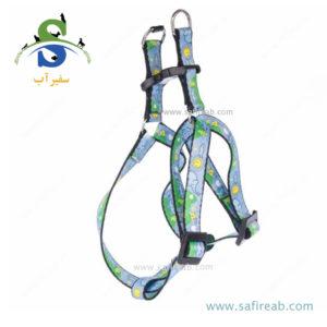 قلاده کتفی مدل فانتازیا با طرح دو رو (سایز کوچک) فرپلاست (Ferplast Fantasia Harness Size XS-S) 5