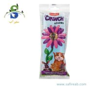 استیک و مکمل تشویقی سبزیجات و بری مخصوص جوندگان بیفار (Bephar Crunch Sticks Vegetables & Berries)