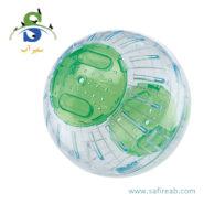 اسباب بازی توپ (بالن) بازی و ورزش مخصوص جوندگان فرپلاست (Ferplast Exercise Ball Large)
