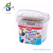 مکمل غذایی کاسه ای گربه برای مراقبت و تقویت مفاصل و استخوان سانال (Sanal Cat Joint Care in cup