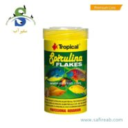 Tropical Spirulina Flakes tin 250ml