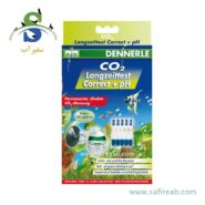 dennerle co2 long-term test correct + ph