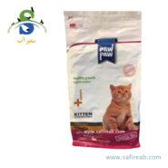 غذای خشک بچه گربه (۱.۵ کیلوگرم) پاو پاو (Paw Paw Kitten 1.5 kg)