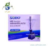 SOBO LED-7800FP