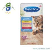 سوسیس گربه با ۴ طعم (۲۰ عددی) وینستون (Winston mini Wurstchen) 1
