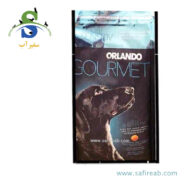 غذای خشک سگ مخصوص سگهای حساس به غذا اورلاندو (Orlando Dry Food Dog Lelcht & Sensitiv
