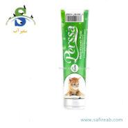 خمیر مولتی ویتامین مخصوص گربه (۱۰۰ گرم) پرسا (Perssa Multi-Vitamin Paste For Cat 100g)