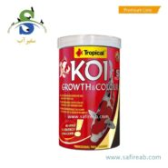 Tropical Koi Growth & Colour Pellet Size S