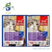 Dein Bestes Cat Snack Seelaches Scholle