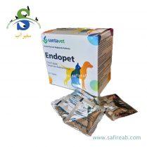 قرص ضد انگل مخصوص سگ و گربه اندوپت (۱ عددی) (Endopet Veterintary Anthelmintic 1 tablet) 2