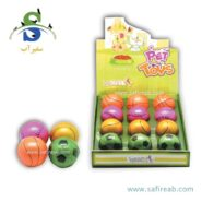 Chong Le'er Ball Toy For Dogs and Cats set 4